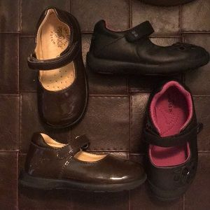 Other - Toddler girls size 6 dress shoes.